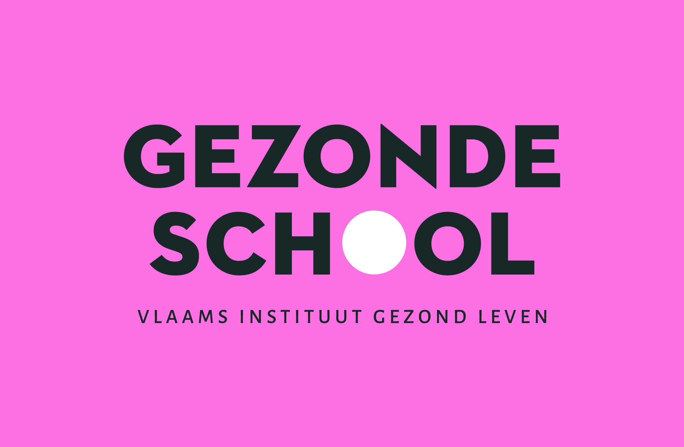 Infosessie: Gezonde School