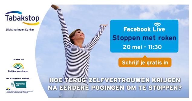 Facebook Live Tabakstop