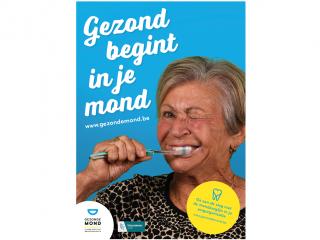 Gezond begint in je mond