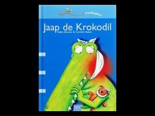 Prentenboek Jaap de krokodil