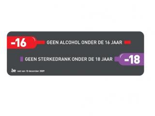 Spanddoek 'Begin niet te vroeg' over alcoholwetgeving