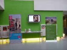 Wachtzaalcampagne OCMW Leuven thema beweging