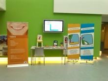 Wachtzaalcampagne OCMW Leuven thema geestelijke gezondheid en tabak