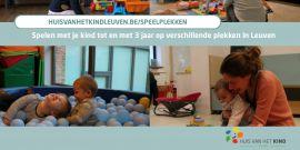 Speelplekken Leuven